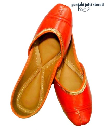 Leather Punjabi Jutti
