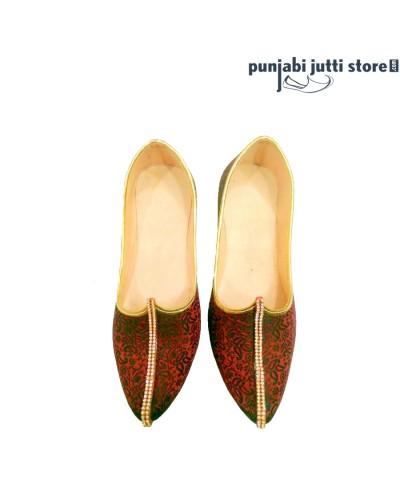 Designer Achkan Shoe