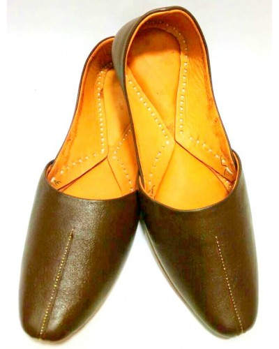 Sherwani Khussa Shoes Blue Size
