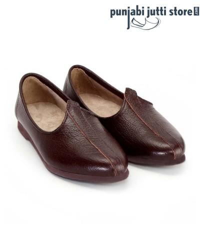 Brown Leather Jalsa