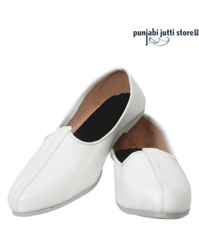 White Leather Jalsa